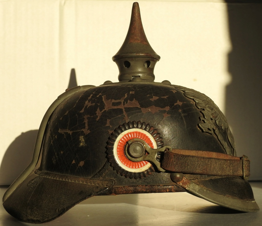 casques prussiens 1014