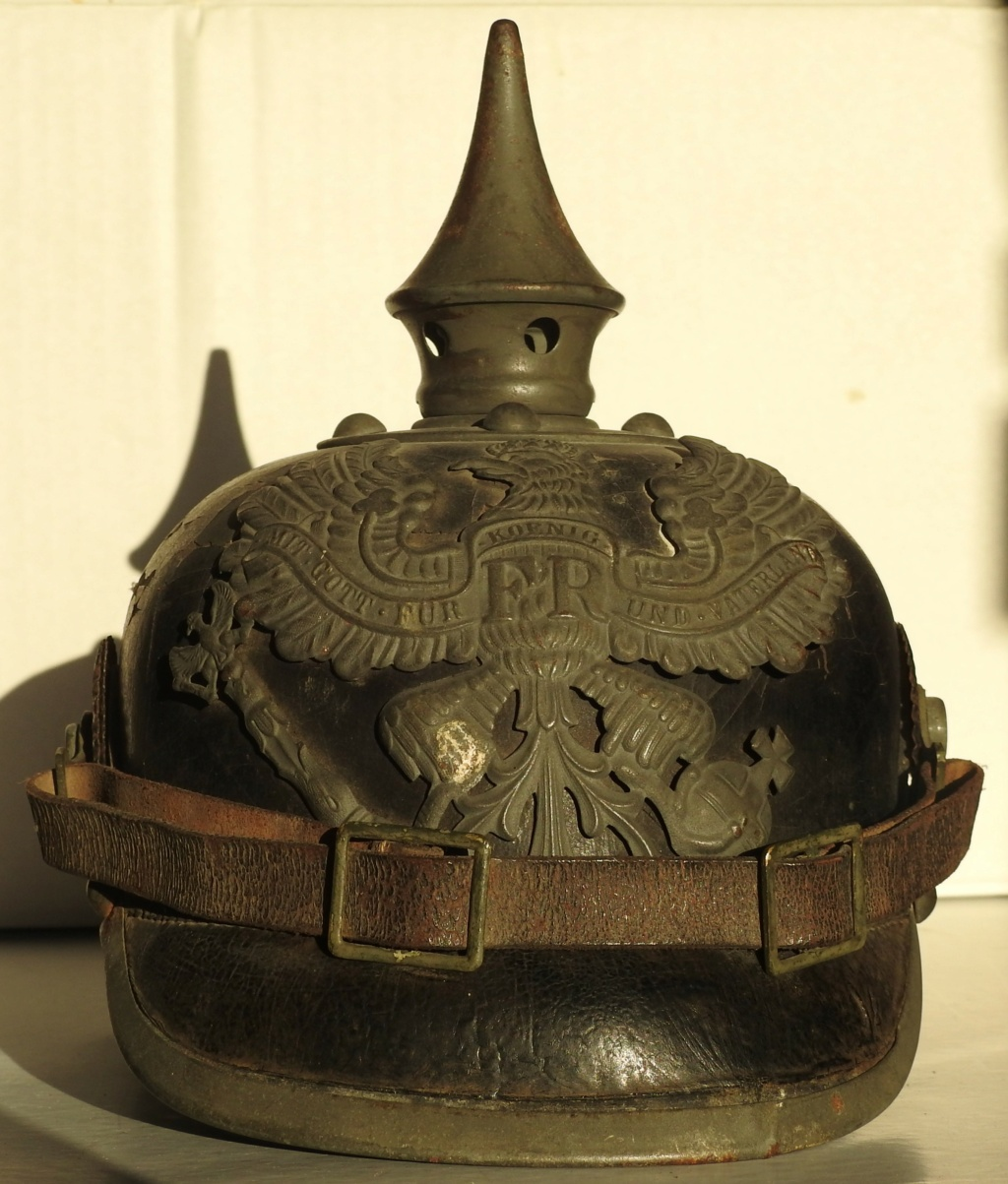 casques prussiens 1112
