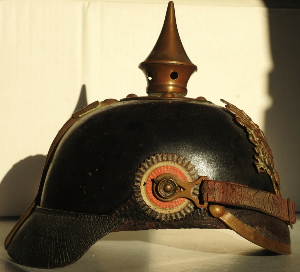casques prussiens 314