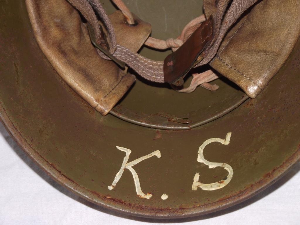 Casque Autrichien WW1 Sturmtruppen Freikorps Dscf2021