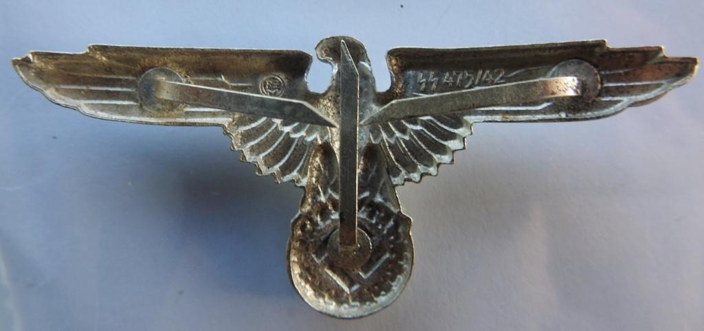 aigle casquette officier ss Dscn6716