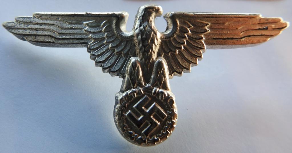 aigle casquette officier ss Dscn6718