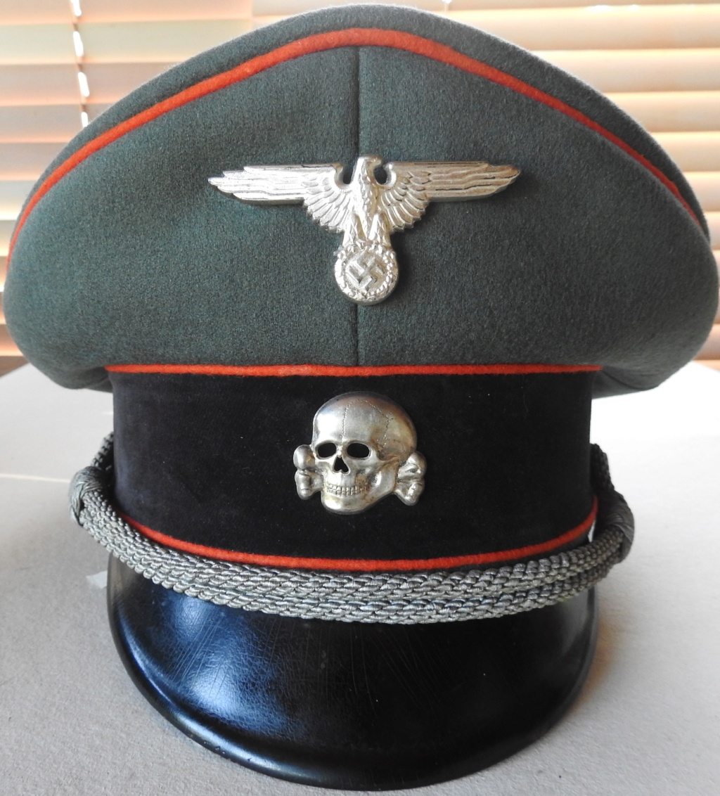 aigle casquette officier ss Dscn6719