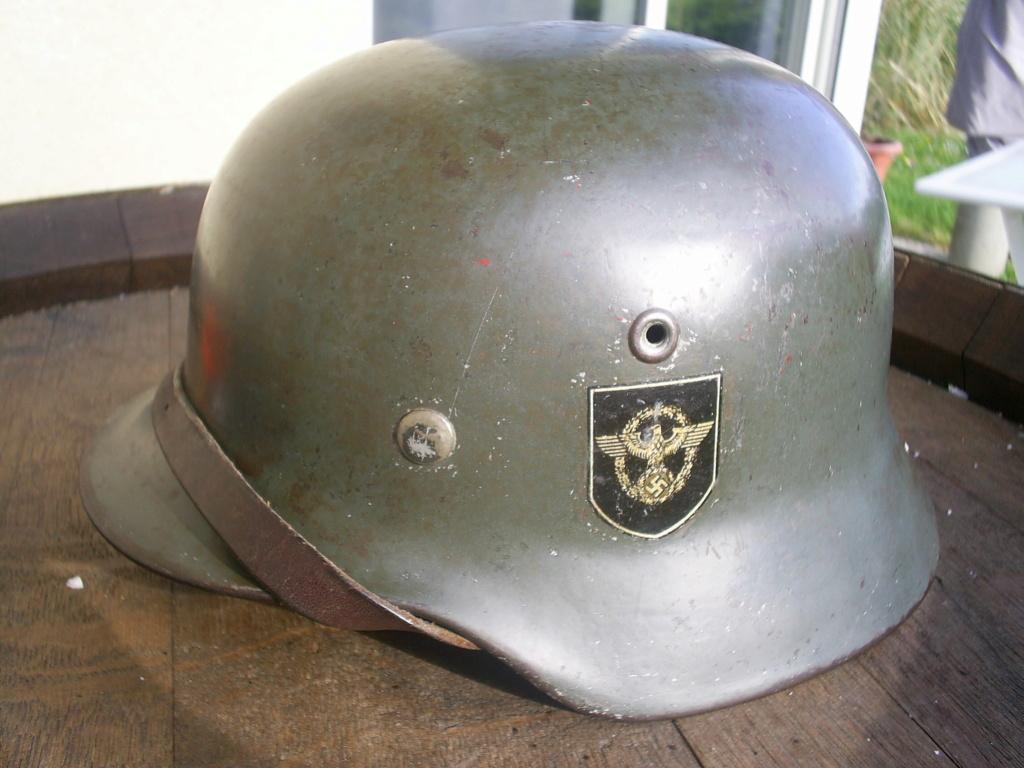 casque polizei S4023912