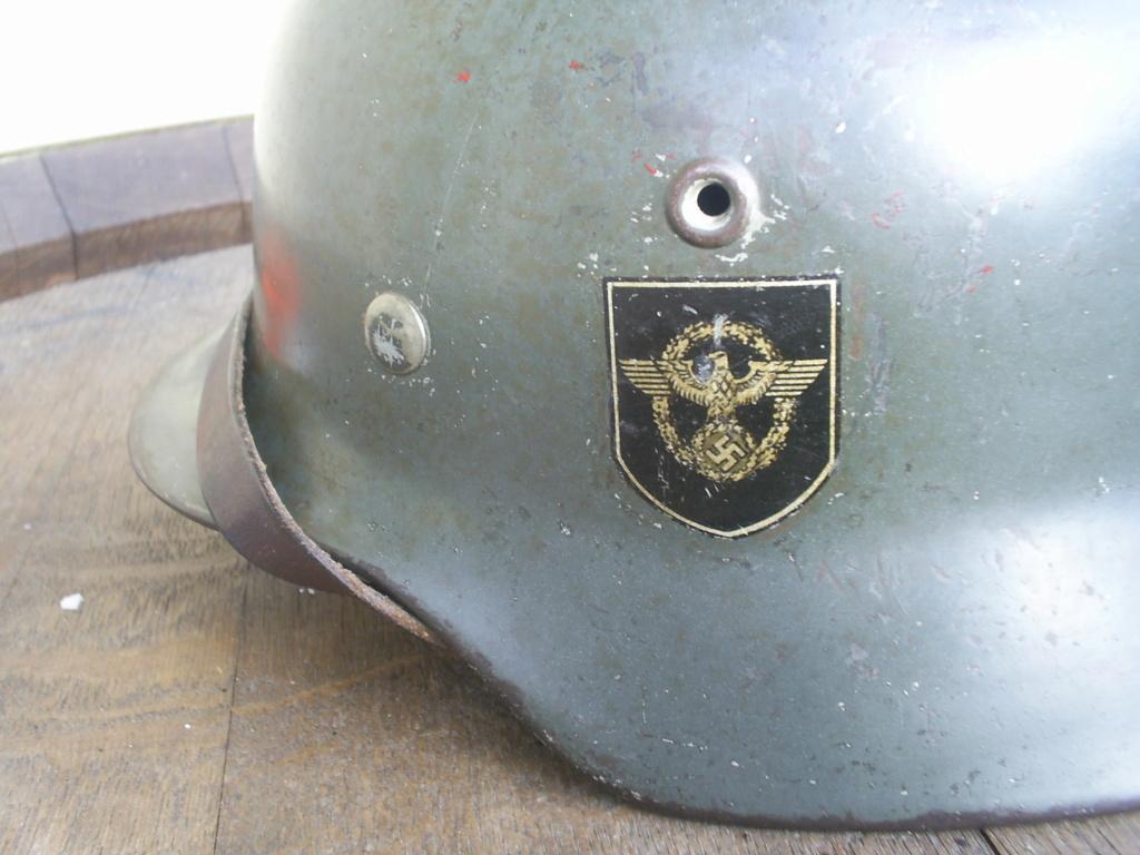 casque polizei S4023915