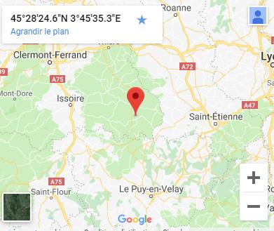 LIVE RPDS CPDS du 8 au 10 MAI 2020 en Auvergne Gite410