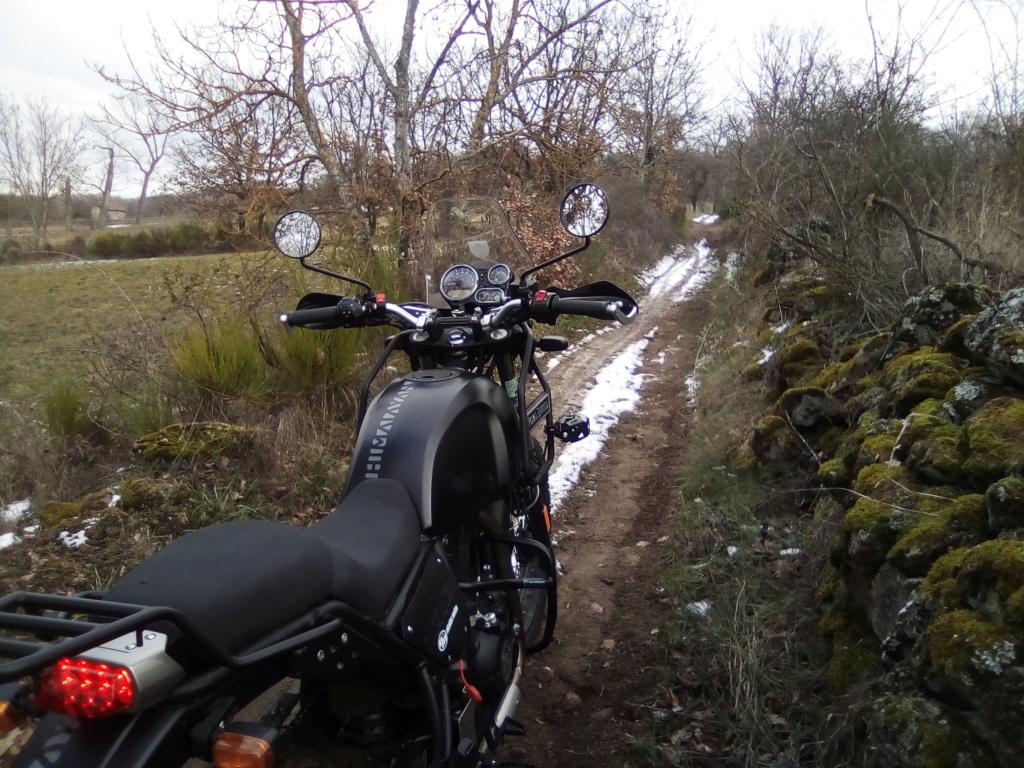 Off Road en Himalayan Img_2160