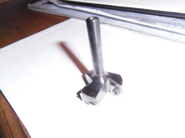 Fraise défonceuse P2260010