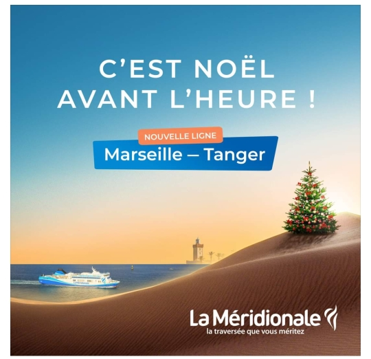 [Maroc/Le Bateau] nouvelle ligne Marseille-Tanger 00118