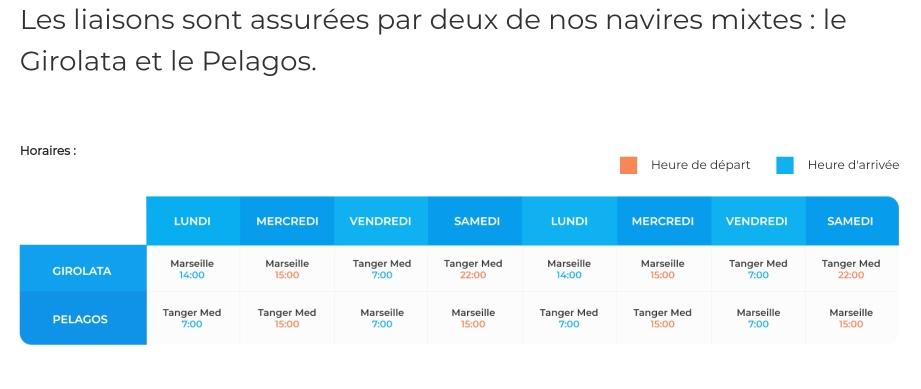[Maroc/Le Bateau] nouvelle ligne Marseille-Tanger 00314