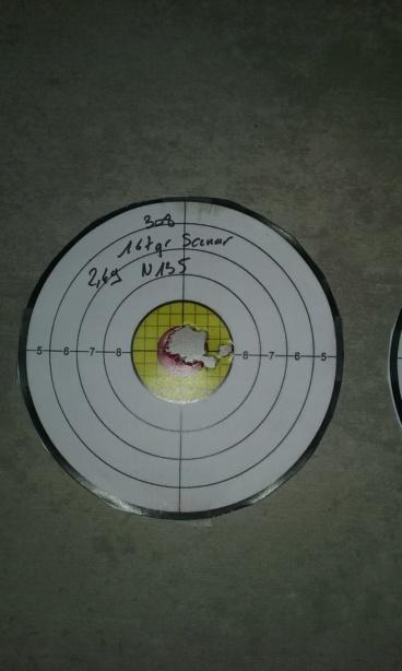 Cz 557 range rifle  20181213