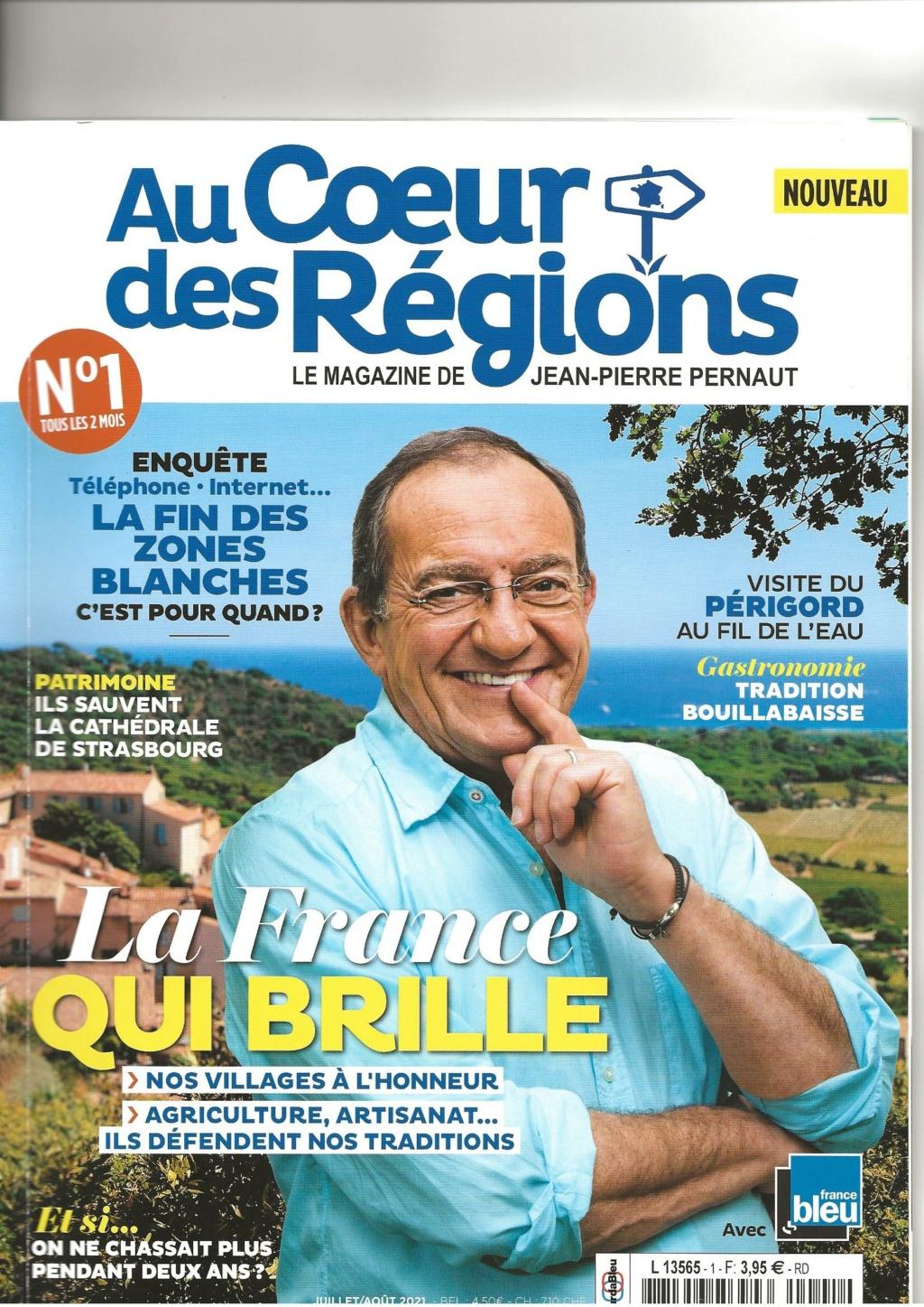 Jean Pierre Pernaud article sur l'arrêt de la chasse dans son magazine Jppern11