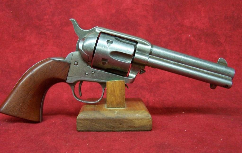 Cowboy action shooting longueur de canon? Uberti12