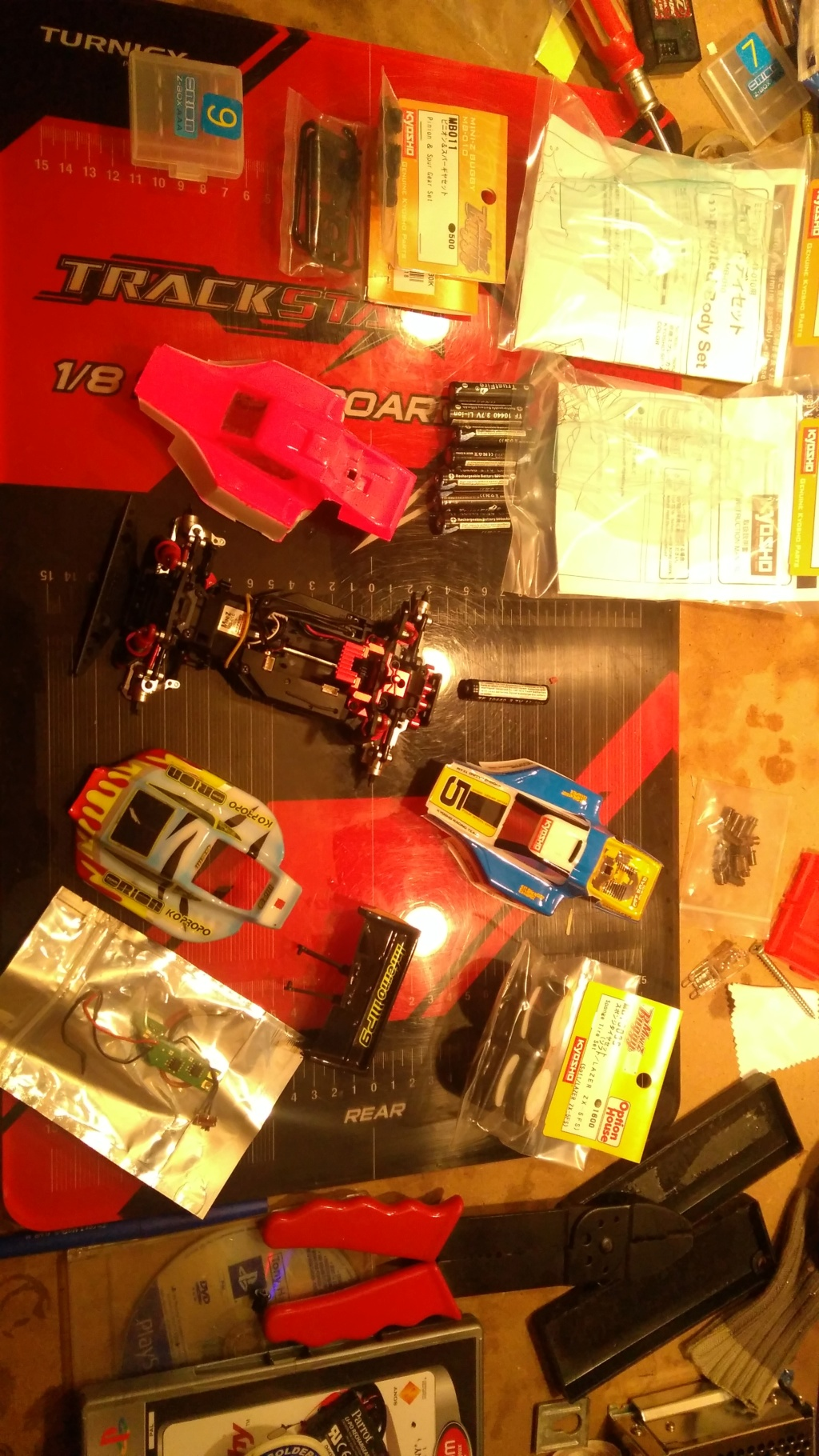 Vends mini z buggy, mr03 ve , sport et divers mini z Img_2035