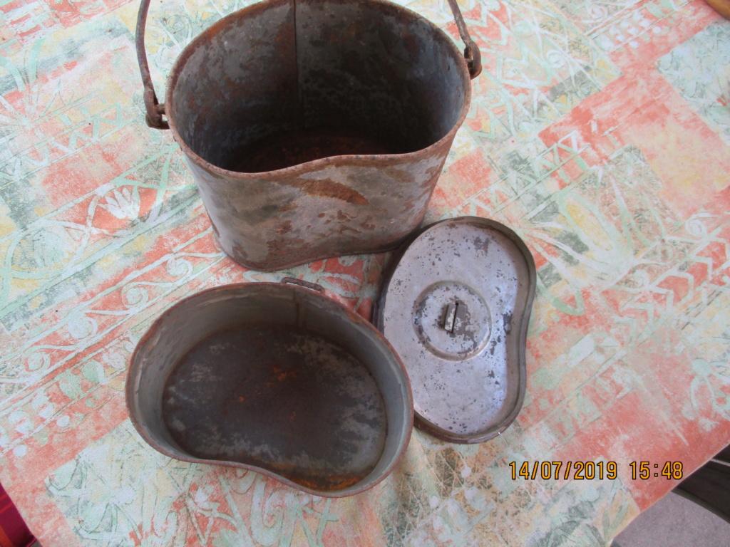 gamelle nécessaire individuel de campement modèle 1888 Bouthe11