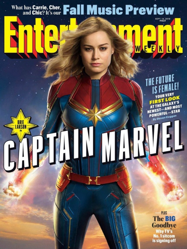 Marvel : Captain Marvel Captai20