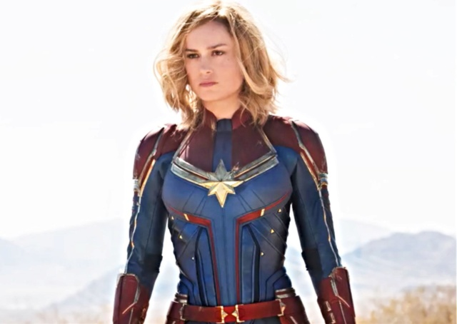 Marvel : Captain Marvel Ne010t10