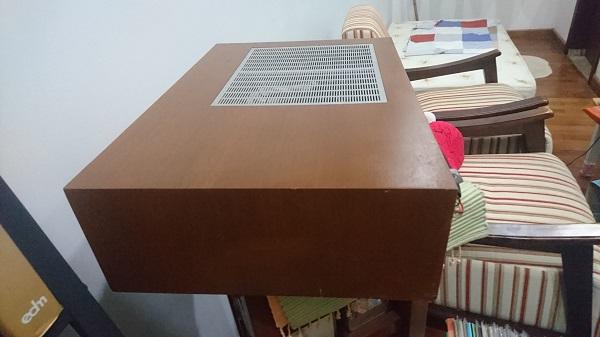 Vintage Yamaha Receiver CR1020 + FREE Sansui DD Turntable Dsc_0110