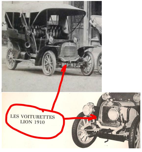 Cartes Postales Anciennes de garages PEUGEOT (Garages, Agences et Concessions) - Page 2 191010