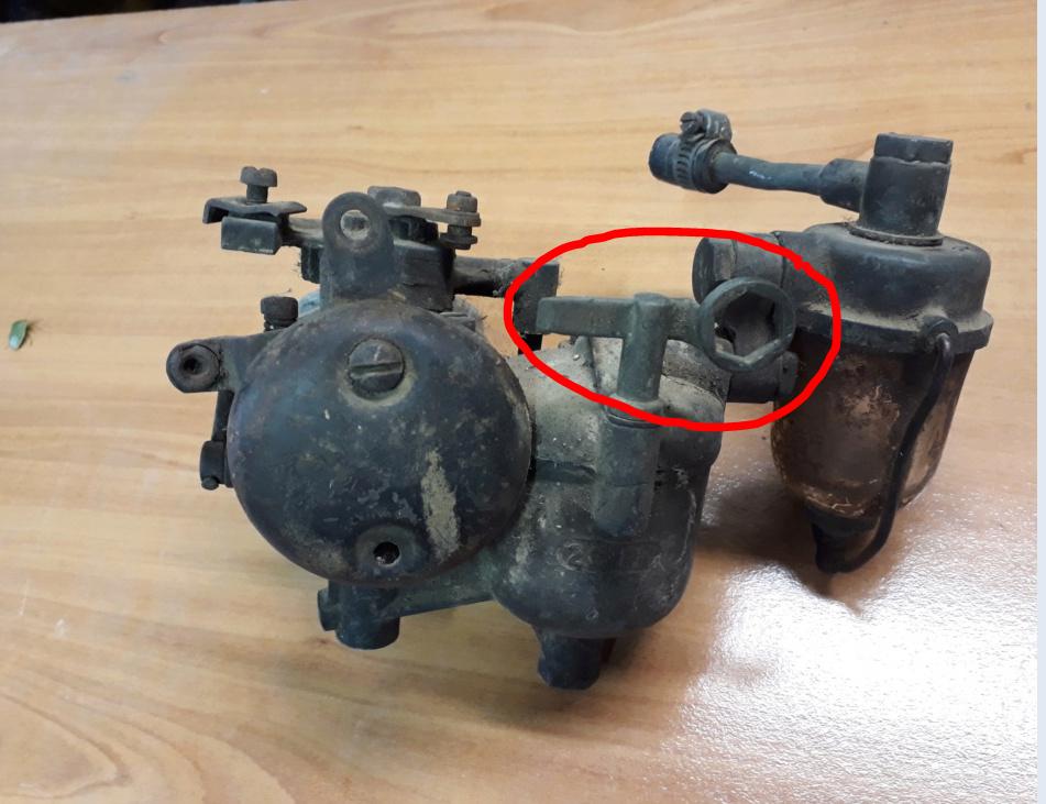 carburateur solex Captur18