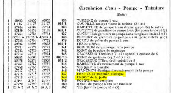 LA RESTAURATION DE LA 201 D Coach DE claudet - Page 2 Frette11