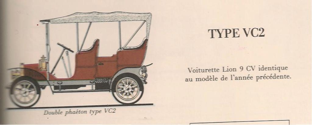 Cartes Postales Anciennes de garages PEUGEOT (Garages, Agences et Concessions) - Page 2 Lion_p10