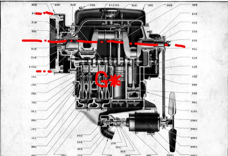 Restauration de la 201 Cabriolet de Tibo - Page 3 Moteur12