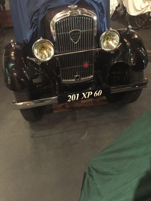 restauration de ma 201 CL coupé decouvrable luxe Pare_c11