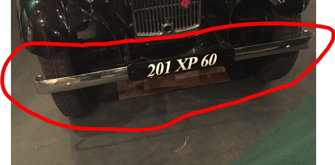 restauration de ma 201 CL coupé decouvrable luxe Pinail10