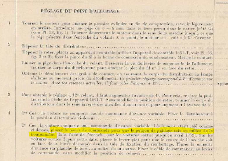 LA RESTAURATION DE LA 201 D Coach DE claudet - Page 3 Trac10
