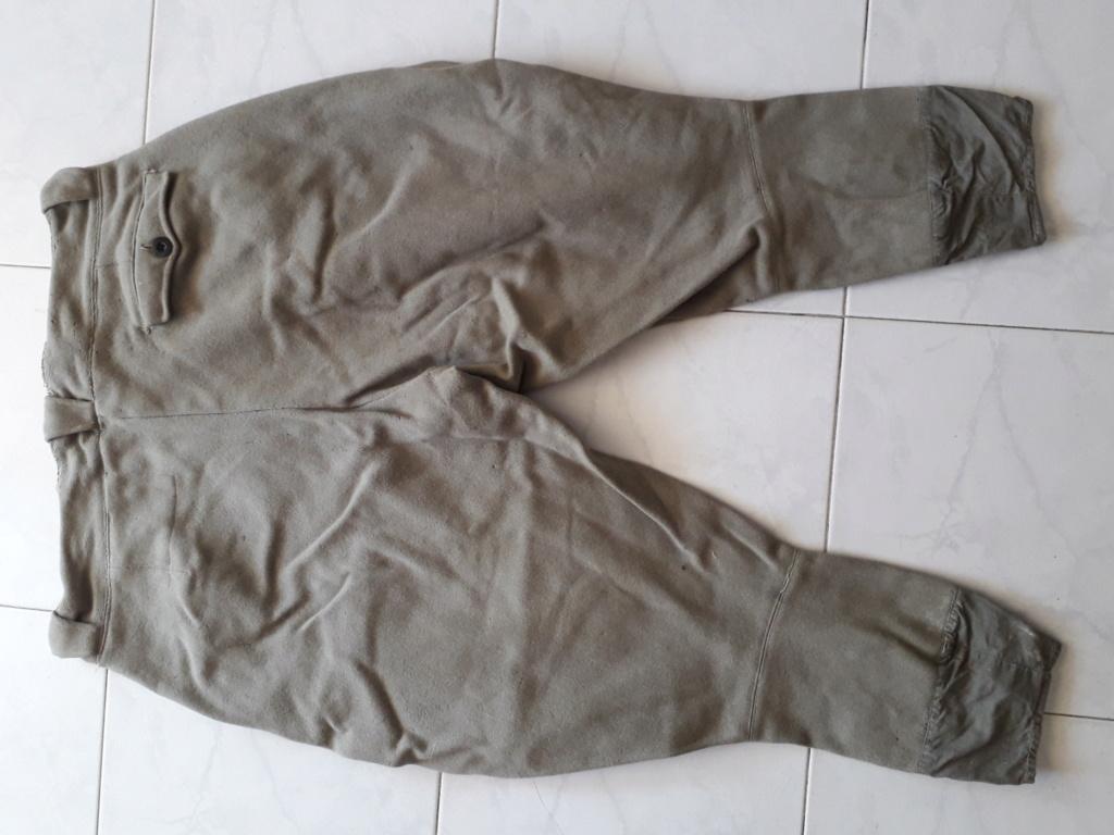 Lot de culottes militaires du jour 20200249