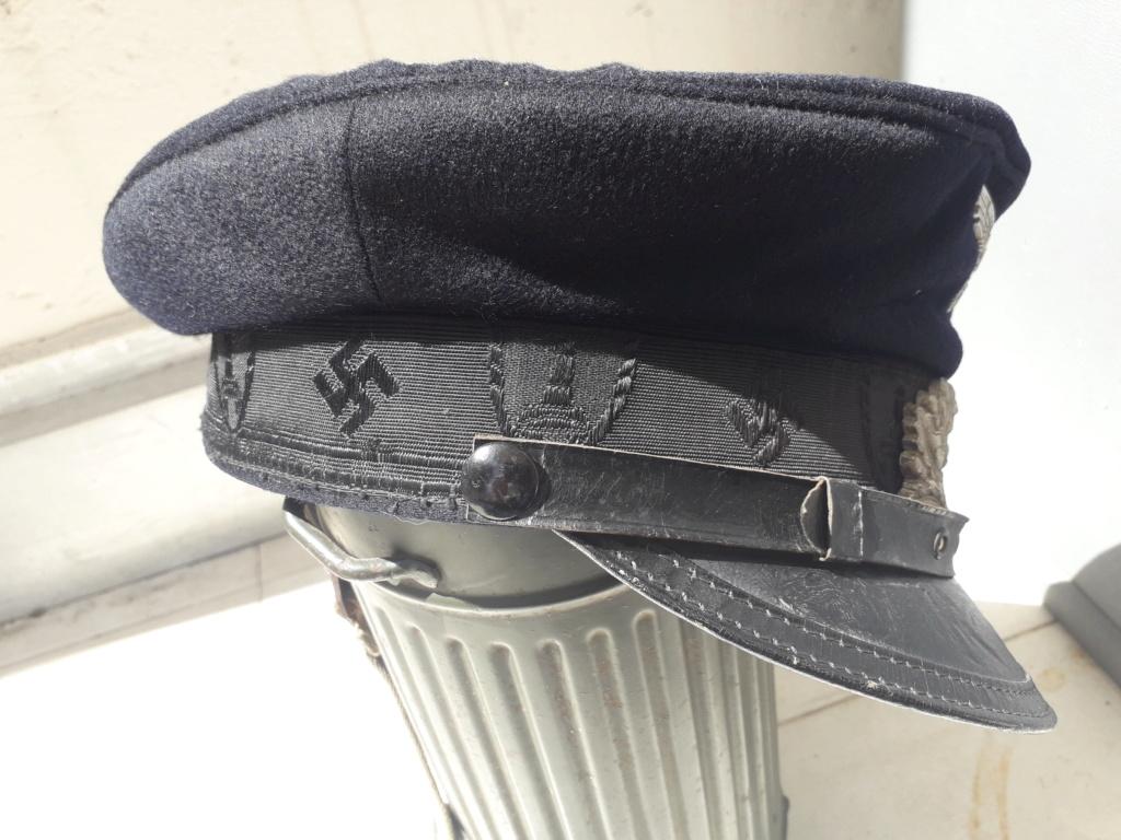 Une casquette de vétéran Allemand 20200517