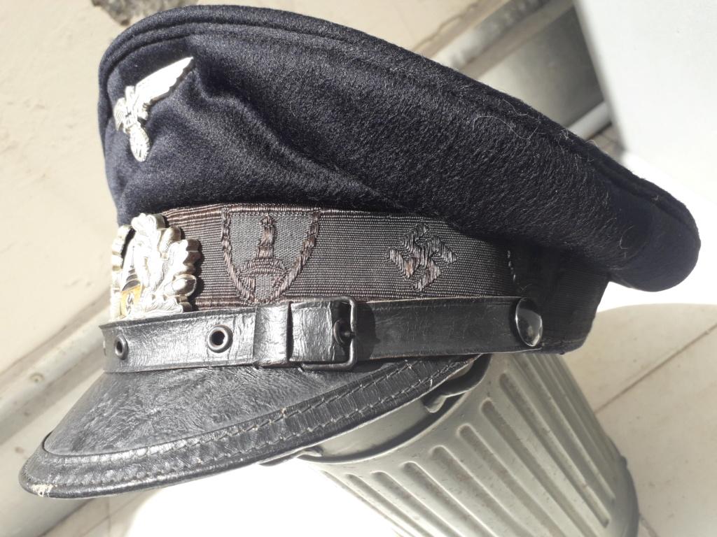 Une casquette de vétéran Allemand 20200518