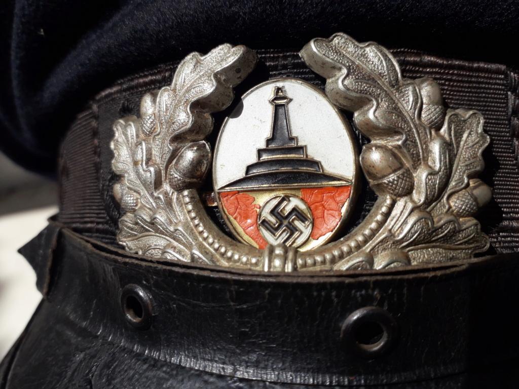 Une casquette de vétéran Allemand 20200519