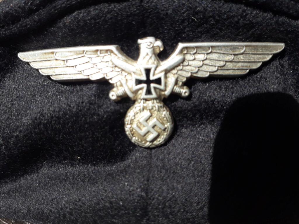 Une casquette de vétéran Allemand 20200520