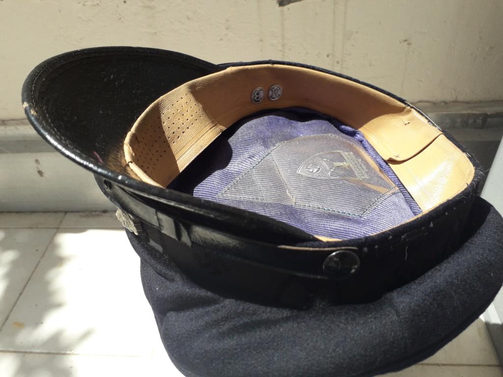 Une casquette de vétéran Allemand 20200525