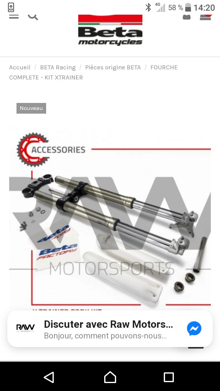 BETA 300 Xtrainer 2 temps à Graissage séparé - Page 16 Screen11