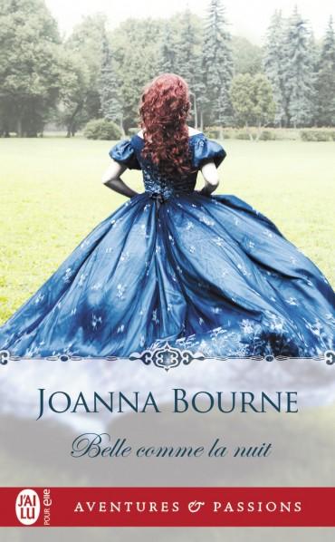 Spymasters - Tome 6 : Belle comme la nuit de Joanna Bourne -9782253