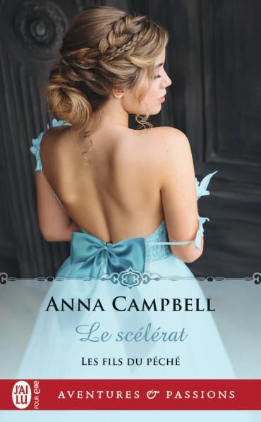 Les fils du pêché - Tome 4 : Le scélérat de Anna Campbell -9782254
