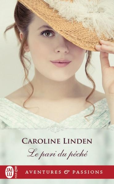 Le pari du péché de Caroline Linden -9782261