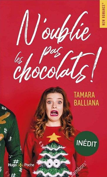 N'oublie pas les chocolats ! de Tamara Balliana 11709310
