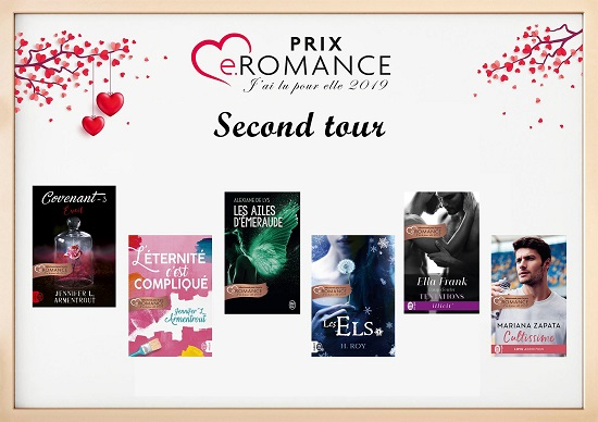 Prix e.Romance J'ai Lu Pour Elle 2019 56811210