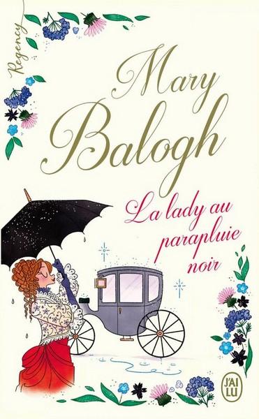 La lady au parapluie noir de Mary Balogh 60833510