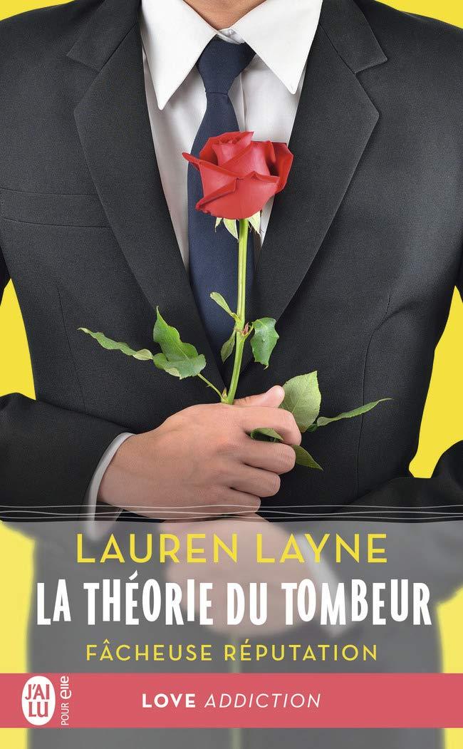 La théorie du tombeur - Tome 1 : Fâcheuse réputation de Lauren Layne 61qbep10