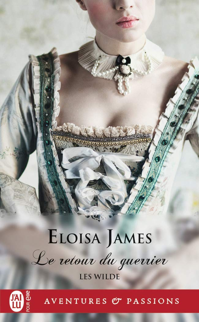Les Wilde - Tome 2 : Le retour du guerrier de Eloisa James 61rekk11
