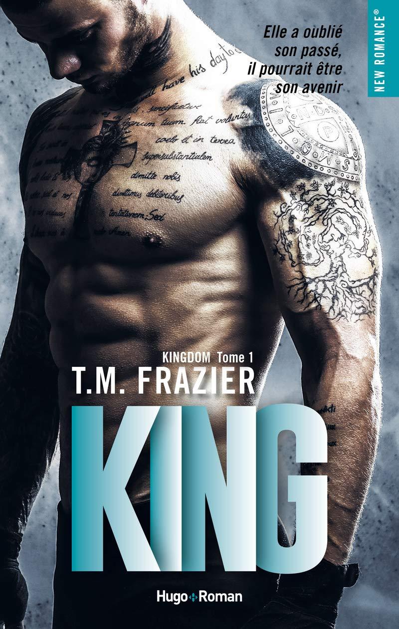 frazier - Kingdom - Tome 1 : King de T.M. Frazier 716ukf10