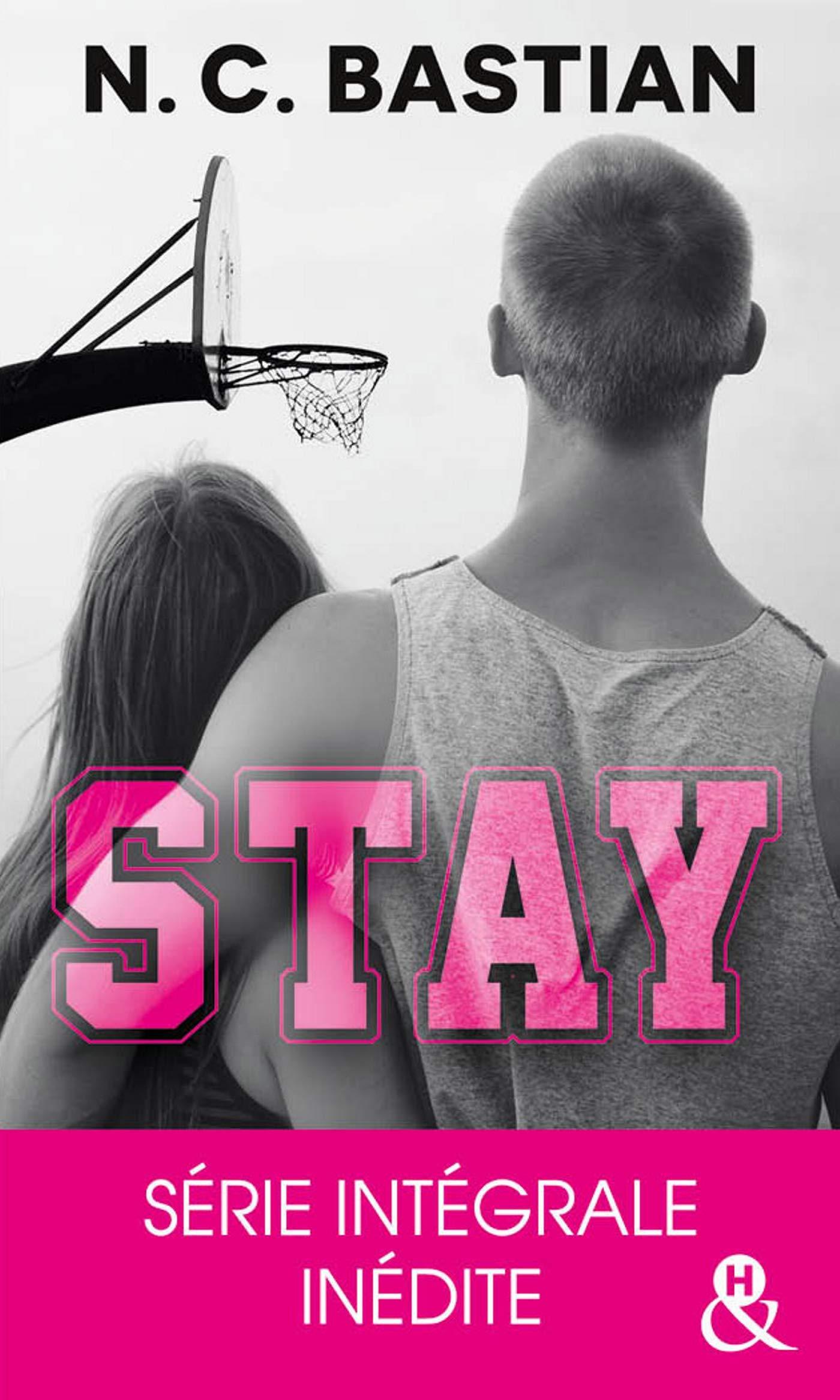 Stay (intégrale) de N.C Bastian 71mj8y10