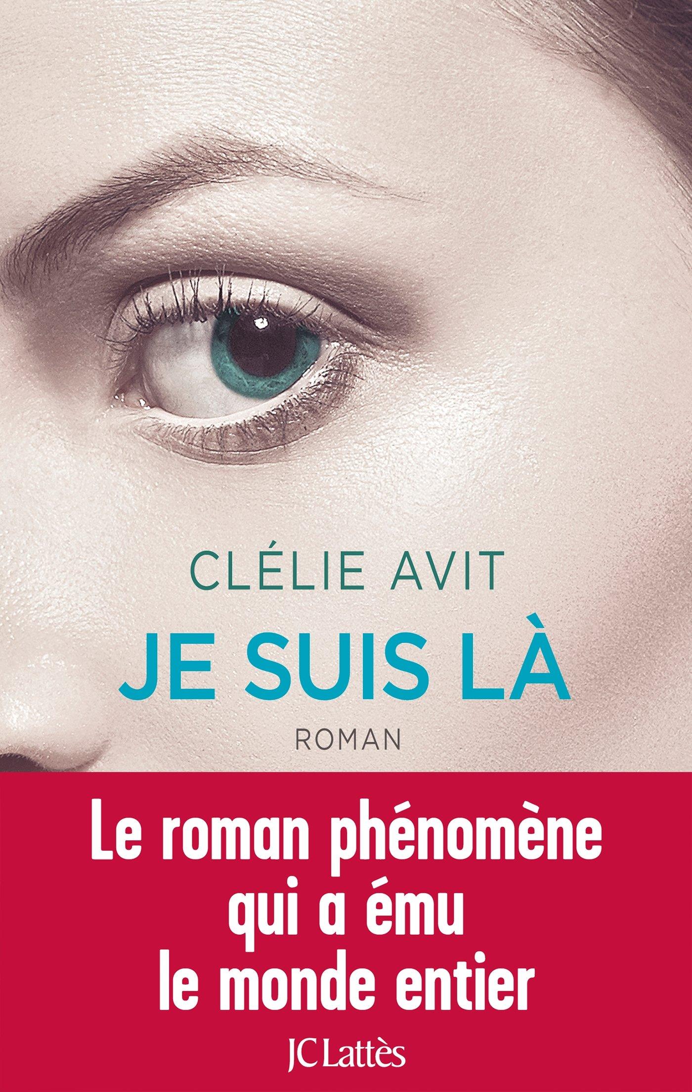 Je suis là de Clélie Avit 811qhh10