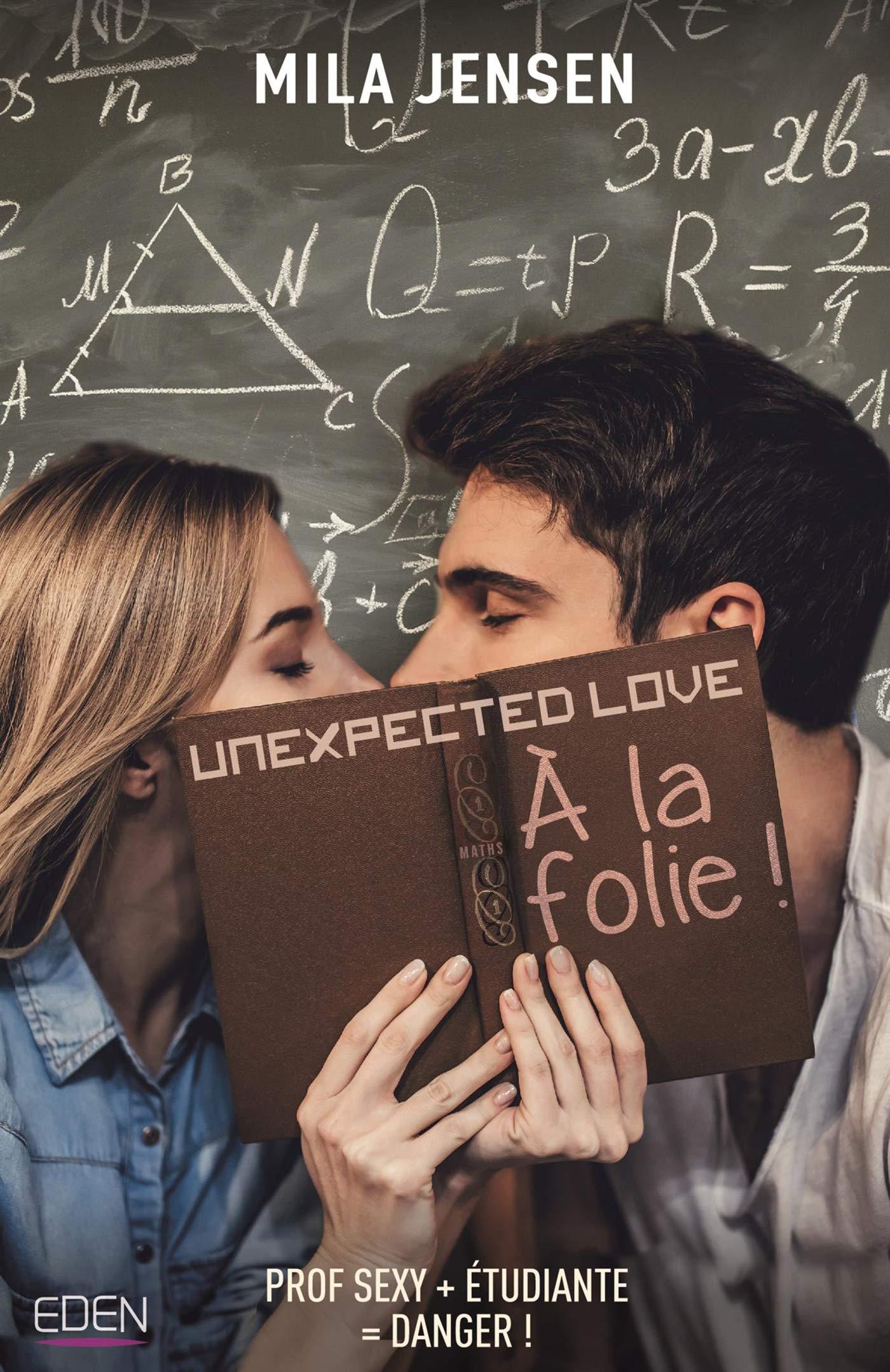 Unexpected love - Tome 1 : À la folie de Mila Jensen 81bacn11