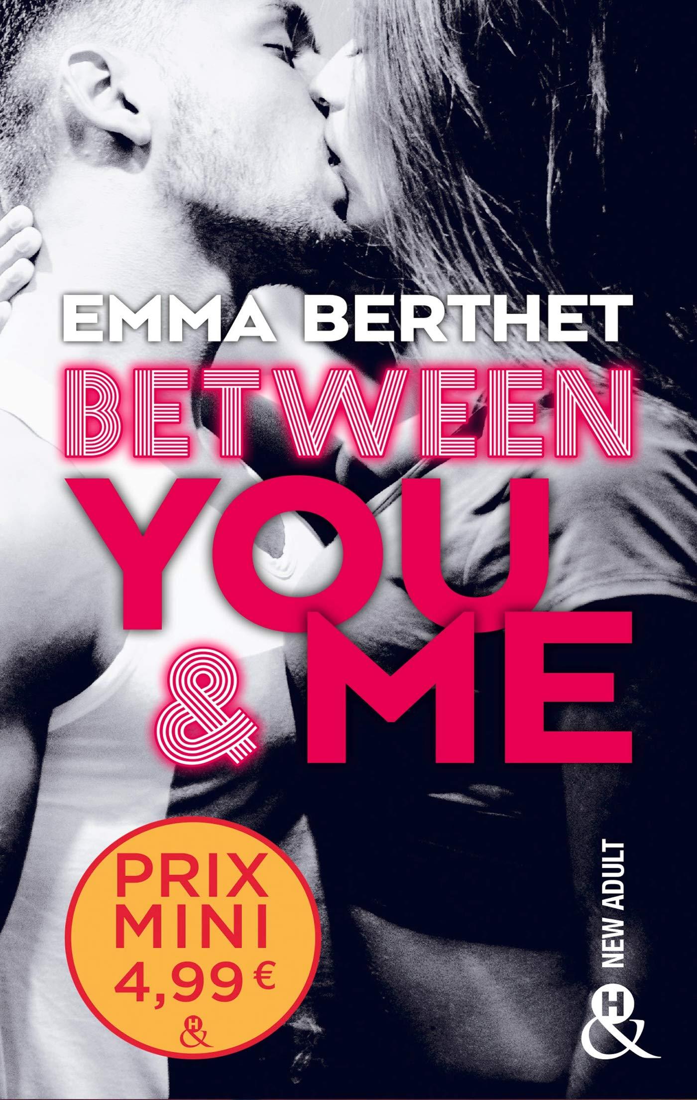 Between you and me de Emma Berthet 81fhmz11